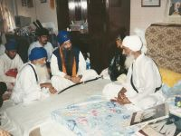 Meetings with Gursikhs